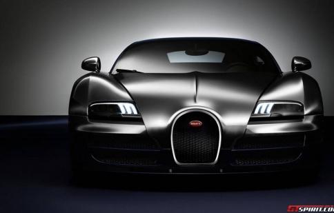 "Lộ diện Bugatti Veyron ""Ettore Bugatti"""