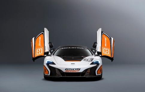 McLaren GT 650S Sprint: phiên bản đường đua của 650S