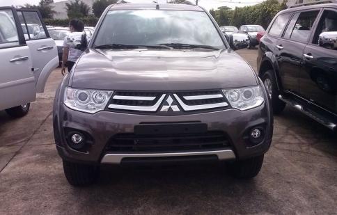 Mitsubishi Pajero Sport 2014 sắp xuất hiện tại Việt Nam
