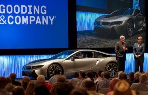 828.000 USD cho chiếc BMW i8 cực độc