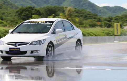 Goodyear bảo hành toàn bộ sự cố lốp cho khách hàng