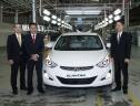 Hyundai Elantra sản xuất từ Malaysia, xuất khẩu đi Đông Nam Á
