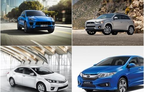 Loạt xe mới sắp khuấy động thị trường ô tô Việt