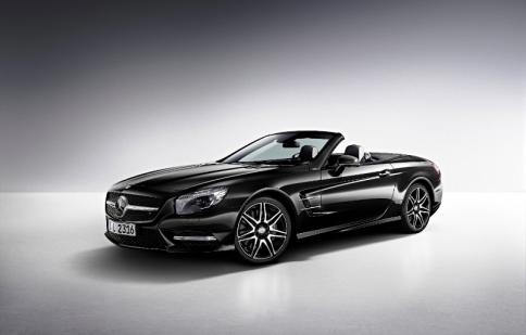 Mercedes-Benz SL 400 2015 có giá 85.000 USD tại Mỹ