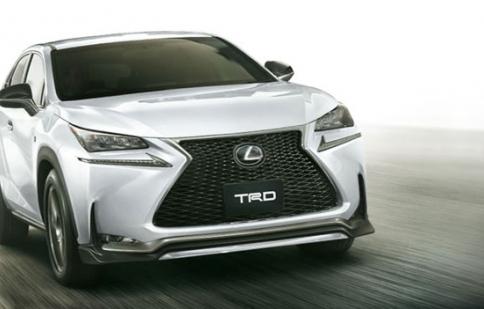 Lexus nói không với SUV tính năng cao