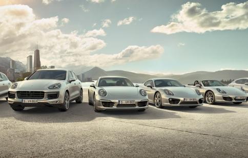 8 tháng Porsche bán được 120.000 xe trên toàn thế giới
