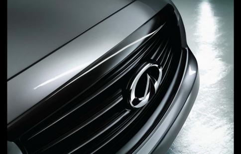 Infiniti tiết lộ QX70S trước Paris Motor Show