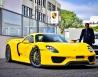 Siêu xe triệu đô Porsche 918 Spyder dính án thu hồi