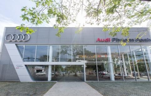 Thành công tại Việt Nam, Audi tiếp tục tấn công thị trường Campuchia