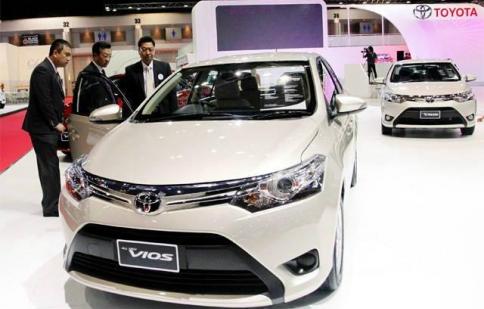 Vios là dòng xe bán chạy nhất của Toyota Việt Nam
