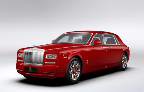 Đại gia Hồng Kông đặt cùng lúc 30 chiếc Rolls-Royce