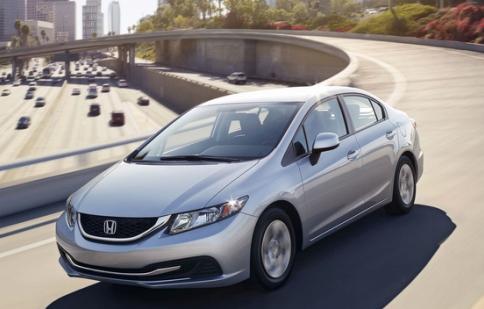 Honda Civic mới sắp được bán ra