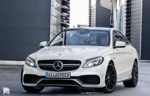 Mercedes-Benz C63 AMG mạnh 503 mã lực sắp ra mắt