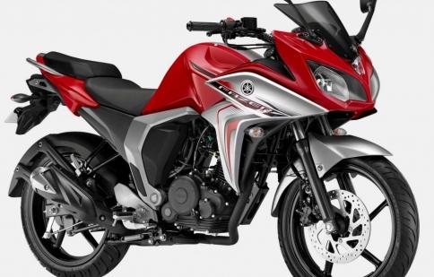 Yamaha Fazer FI V2.0 có giá từ 30,2 triệu đồng