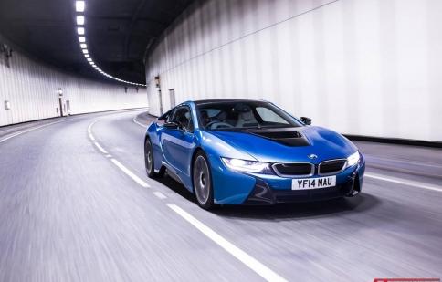 BMW i8 bị hét giá gấp 2,5 lần tại Trung Quốc