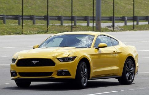 Ford Mustang 2015 bị tố sử dụng âm thanh động cơ giả
