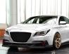 Hyundai mang Genesis hiệu suất cao tới SEMA
