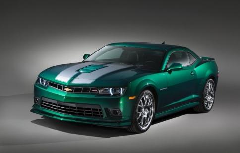 Chevrolet kêu gọi đặt tên cho xế độ Camaro SS Special Edition 2015
