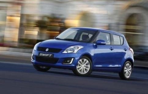 Suzuki Swift GLX triệu hồi tại Việt Nam