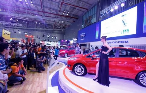 Tháng 9, Trường Hải vượt Toyota bán chạy nhất toàn ngành