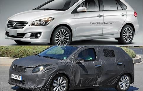 Hầu hết sản phẩm của Suzuki tại châu Âu đã quá cũ