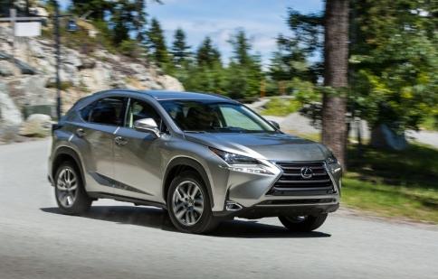 Lexus công bố giá bán NX 2015