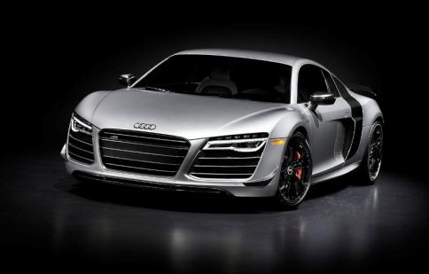 Audi R8 Competition 2015 lộ diện làm nóng triển lãm