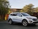 Hyundai Santa Fe 2015 nâng cấp nhẹ với giá từ 25.000 USD