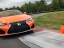 Lexus RC F sắp có bản Convertible