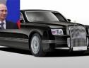 Porsche sản xuất limousine cho Vladimir Putin