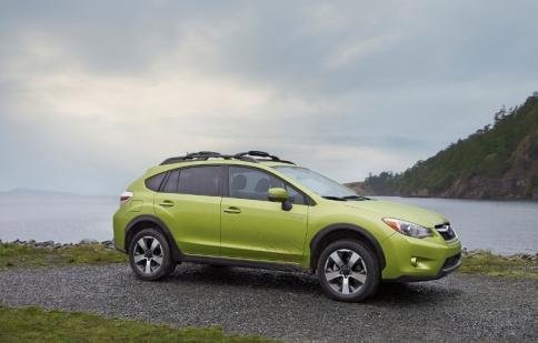 Subaru XV Crosstrek 2015 nâng cấp nhẹ