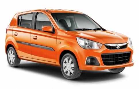 Suzuki sắp ra mắt xe hatchback giá rẻ