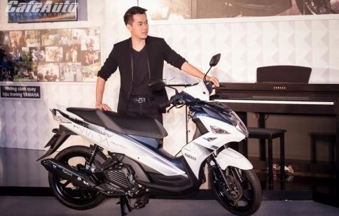 Yamaha Nouvo Fi 2015  ra mắt, giá rẻ hơn 2 triệu đồng