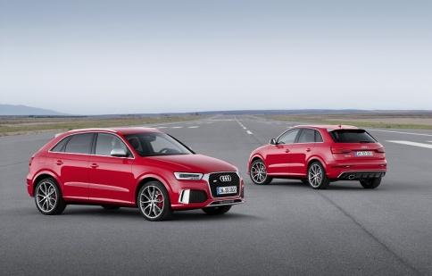 Audi lần đầu nâng cấp Q3