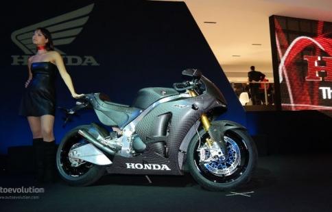 EICMA 2014: Siêu xe đua Honda chính thức