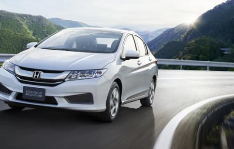 Honda sắp ra mắt City hybrid?