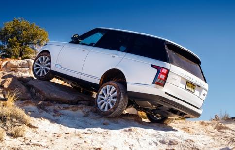 Land Rover Range Rover cân nhắc sản xuất xe điện