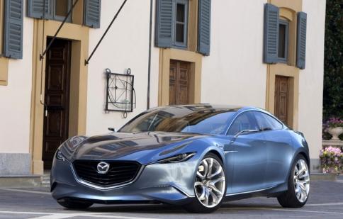 Mazda 6 coupe 2016  sắp ra mắt