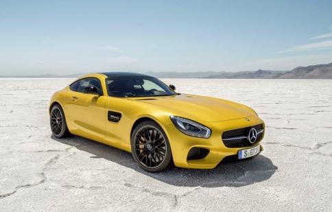 Muốn mua Mercedes-AMG GT, hãy chờ 3 năm