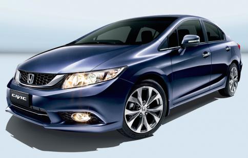 Honda Civic mới trình làng tại Malaysia, sắp xuất hiện tại Việt Nam