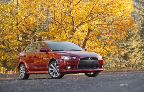 """Mitsubishi tìm """"người"""" thay thế Lancer"""