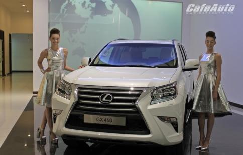 SUV sang Lexus GX 460 chính thức ra mắt tại Việt Nam