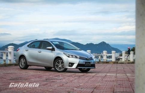Toyota Việt Nam bán được 4.145  xe trong tháng 10