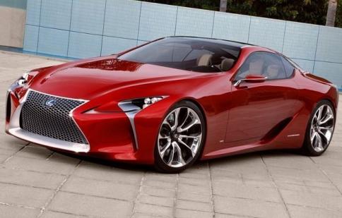 Xe Lexus sẽ ngày càng hầm hố hơn