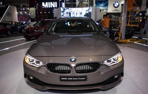 BMW Series 4 Gran Coupe về Việt Nam giá từ 2,198 tỷ đồng