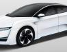 Honda FCV Concept – xe xanh chạy bằng khí hydro