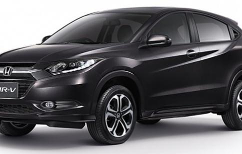 Honda ra mắt SUV nhỏ gọn HR-V tại Thái Lan, giá từ 579 triệu đồng