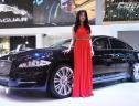 """VMS 2014: Cặp xe sang Jaguar XF và XJL đem """"hồn Anh"""" đến triển lãm"""