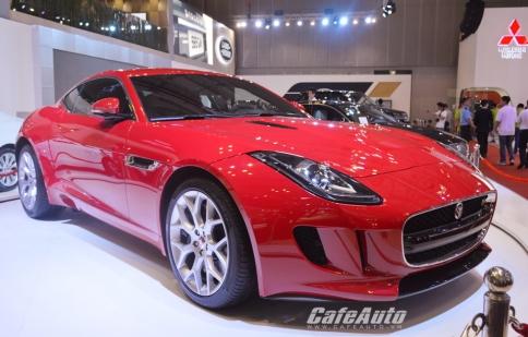VMS 2014: Siêu báo đốm Jaguar F-Type S Coupe