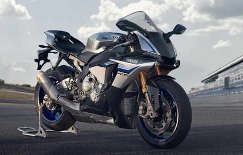 Yamaha báo giá siêu motor R1M 2015